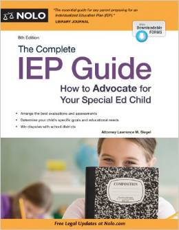 The Complete IEP Guide wins a Bronze medal at the 2017 Foreword Review Awards